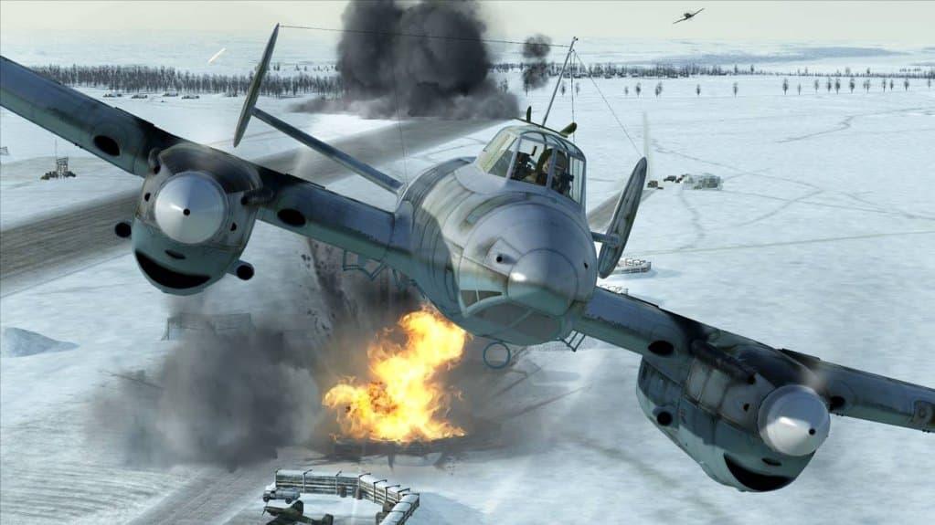 Ил 2 штурмовик битва за сталинград скачать rutor