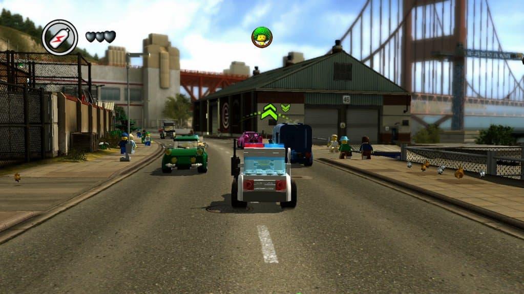Скачать игру lego city торрент на компьютер