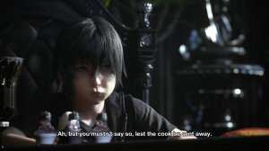 Final Fantasy 15 PC