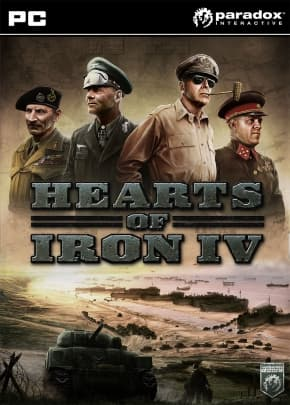 Hearts of Iron 4 + La Resistance