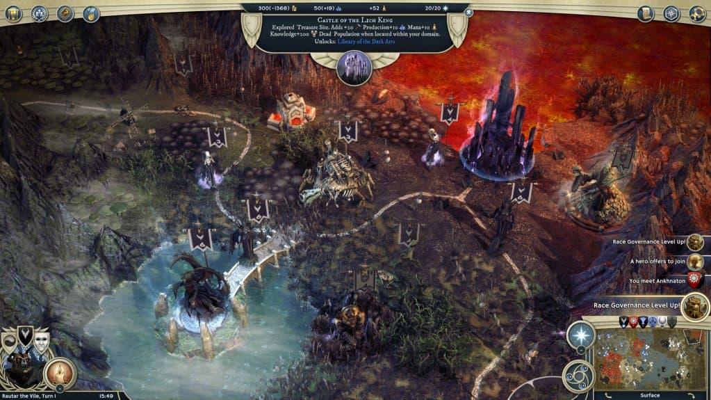 Игры торрент скачать Age Of Wonders 2