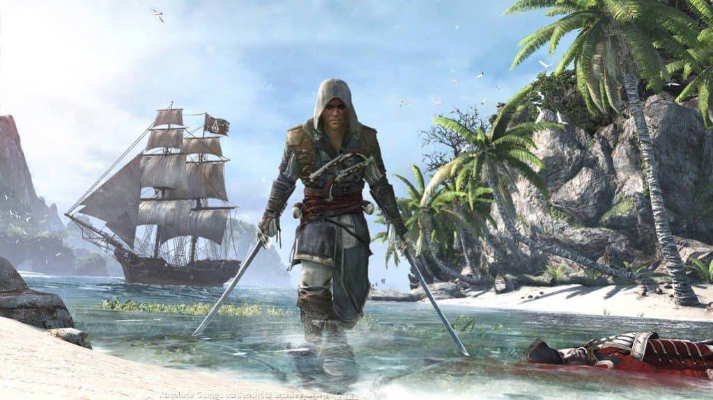 Ассасин крид пиратес на пк скачать торрент