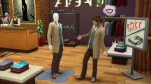 Sims 4 Get to Work (Симс 4 На работу)