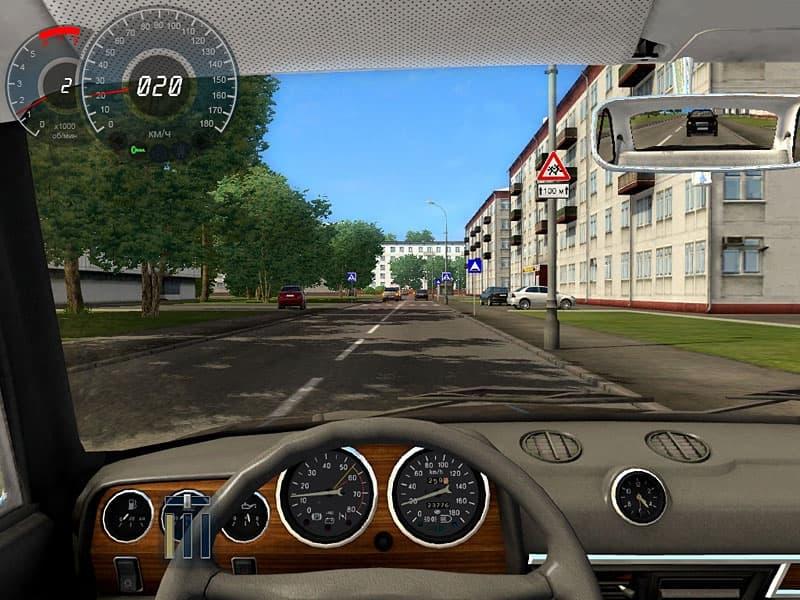 Скачать игры на компьютер бесплатно симуляторы авто