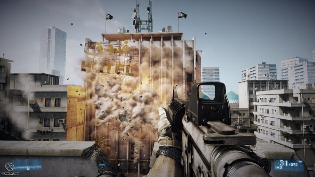 Скачать стрелялки бателфилд 3 онлайн гонки мультиплеер онлайн