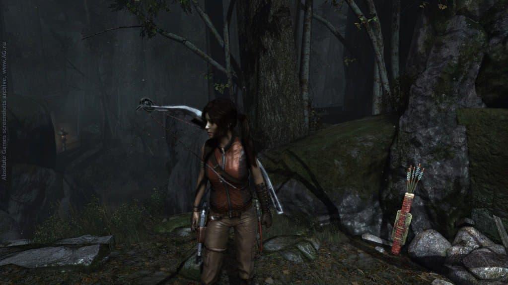 Скачать онлайн игру лара крофт ролевая игра лесу