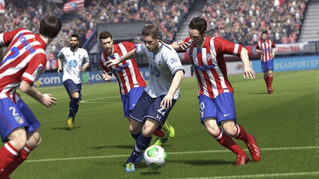 FIFA 14 НА НОУТБУК