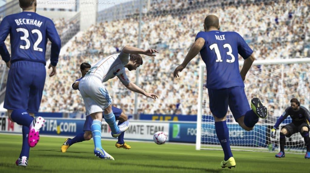 Скачать Fifa 14 на ПК Чистую