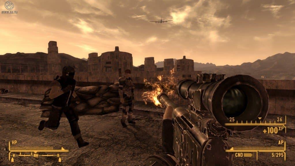 Fallout: new vegas скачать торрент бесплатно на pc.