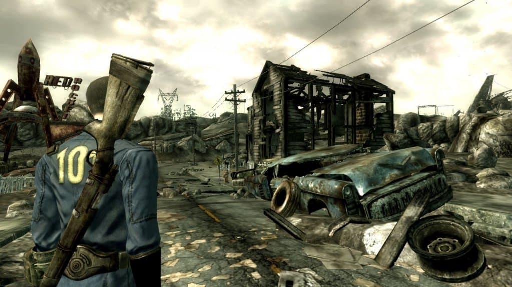 Fallout 3 с графическими модами скачать торрент