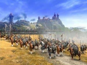 Властелин колец Битва за Средиземье 1