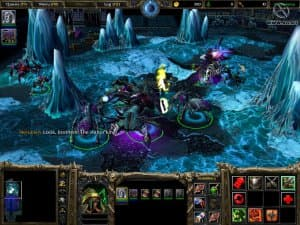 Warcraft 3 Frozen Throne + The Reign of Chaos