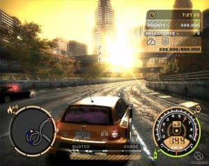 Need for Speed Most Wanted 2005