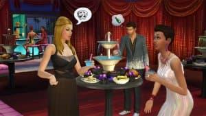 Симс 4 Роскошная вечеринка