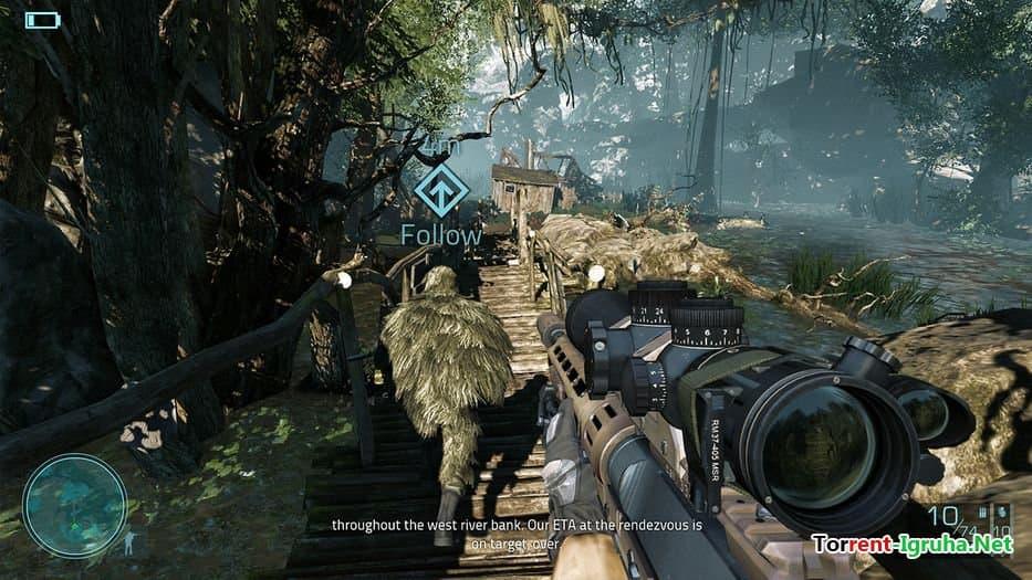 Скачать игру онлайн снайпер воин призрак ролевая rpg игра наруто