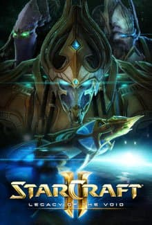 StarCraft 2 Legacy of the Void 2015