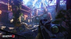 Снайпер Воин призрак 2