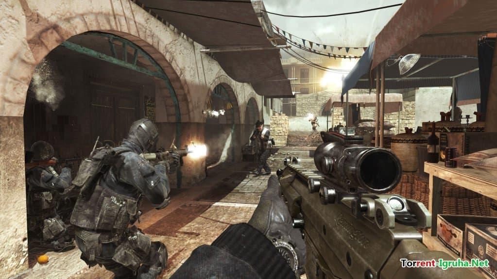 Modern warfare 3 скачать