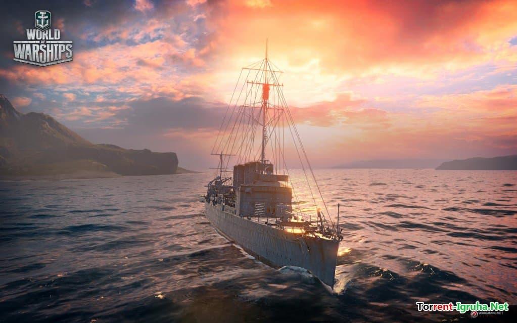 world of warships torrent