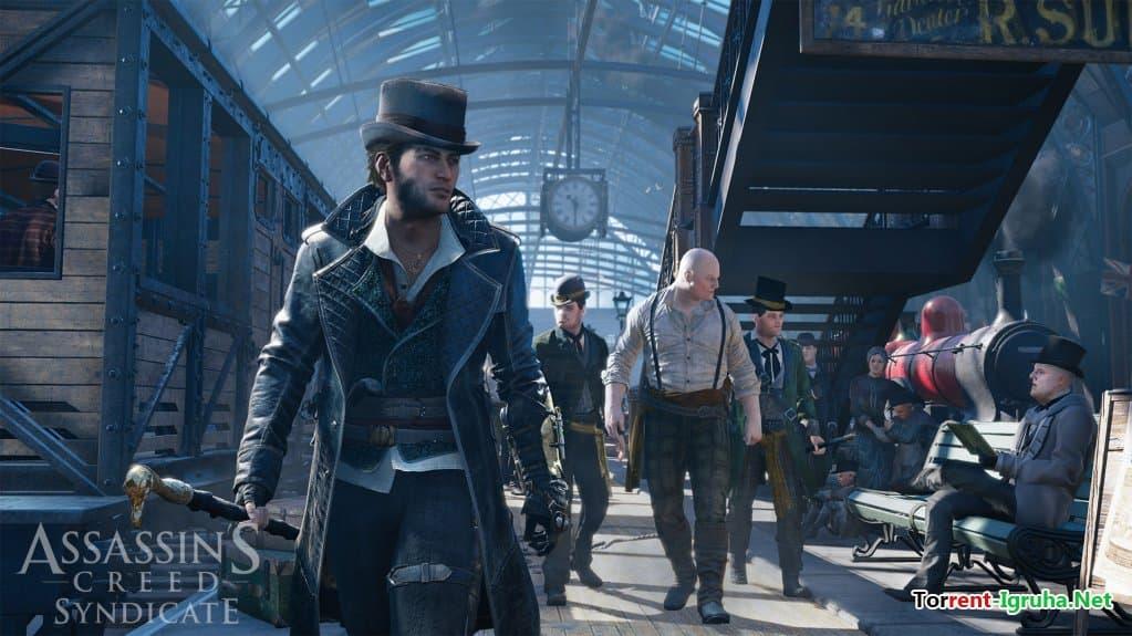 Assassin's creed: syndicate (2015) скачать торрент файл бесплатно.