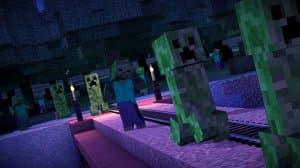 Minecraft  Story Mode Episode 1-8