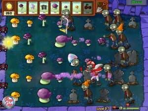Растения против Зомби