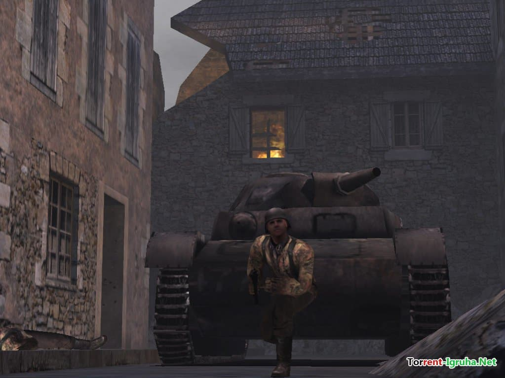 return to castle wolfenstein скачать бесплатно одним файлом
