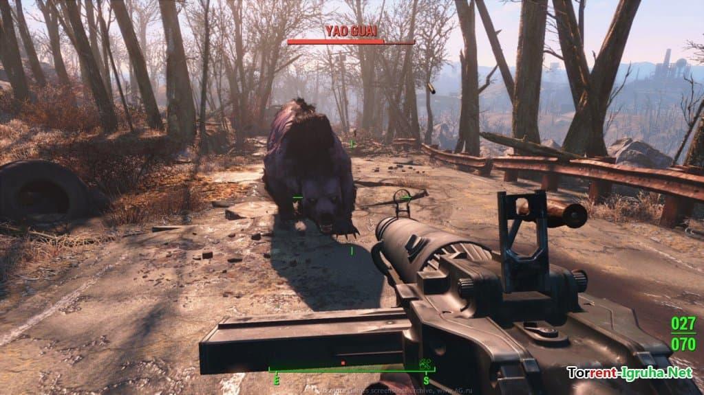 Fallout 4 скачать торрент 2017 русская озвучка youtube.