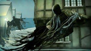 Гарри Поттер и Дары Смерти Часть первая