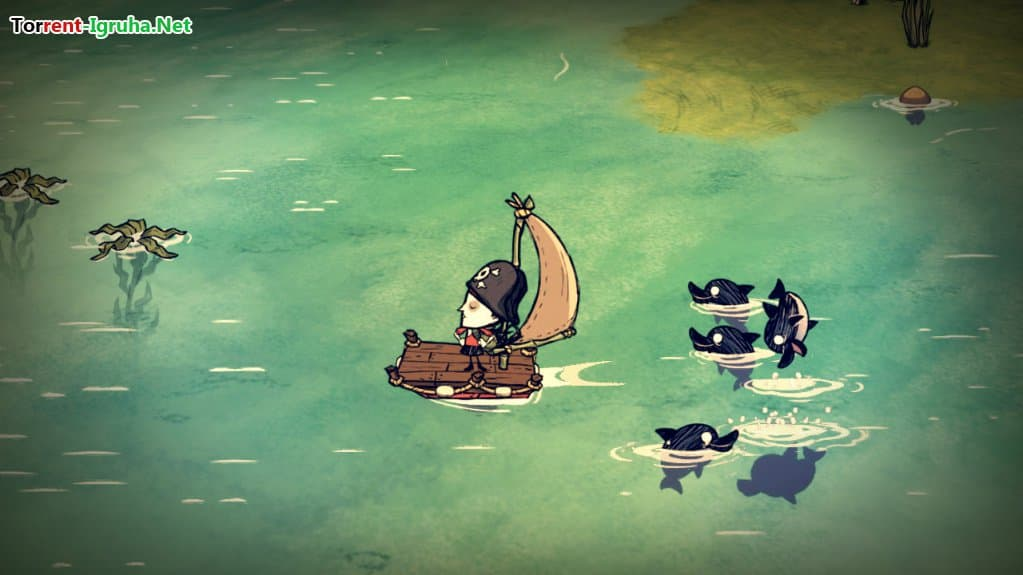 Don't starve: shipwrecked free download | cracked-games. Org.