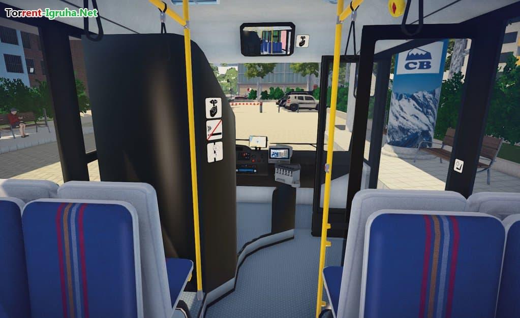 Bus simulator 16 торрент