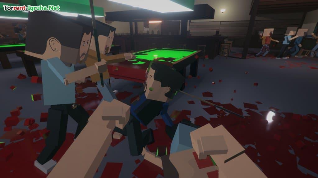 Скачать симулятор драки в баре бесплатно
