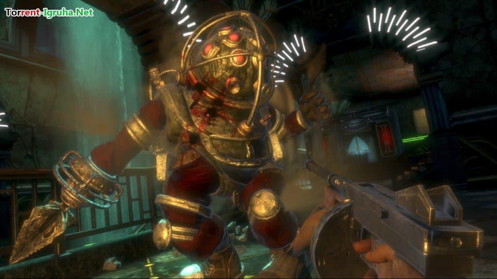 Скачать торрент bioshock 2 (rus|eng) [rip] от r. G. Механики игра.
