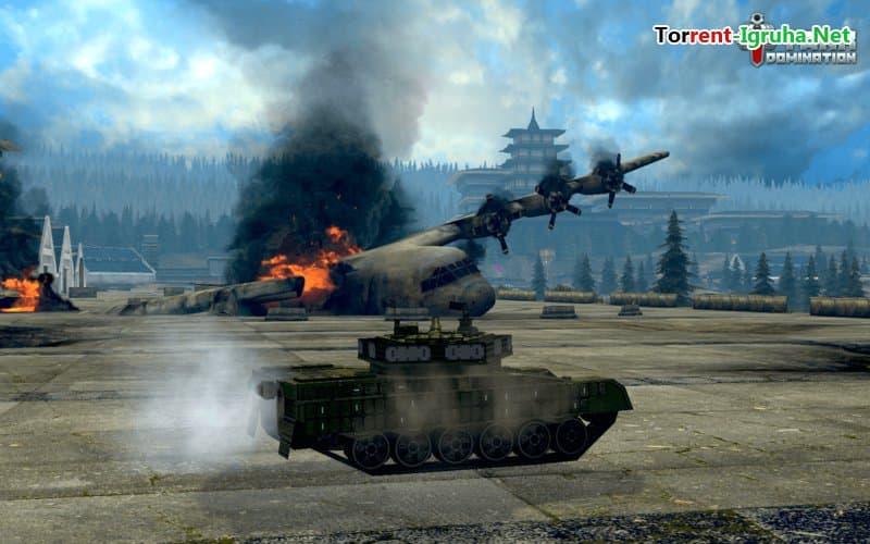Скачать игру tank domination на компьютер