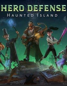 Hero Defense Haunted Island