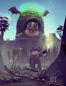 Герои-Гномы волна силы сведёт в могилу