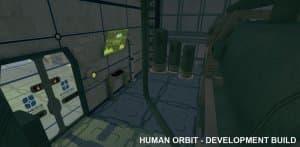 Human Orbit