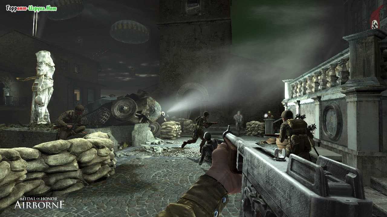 Medal of Honor Video Games - Official EA Site