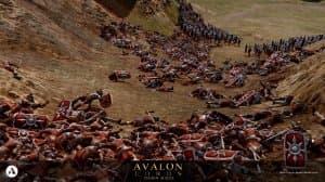 Avalon Lords Dawn Rises