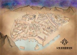 City of the Shroud