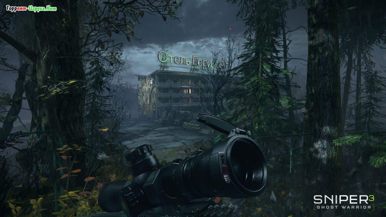 Скачать торрент sniper ghost warrior 3