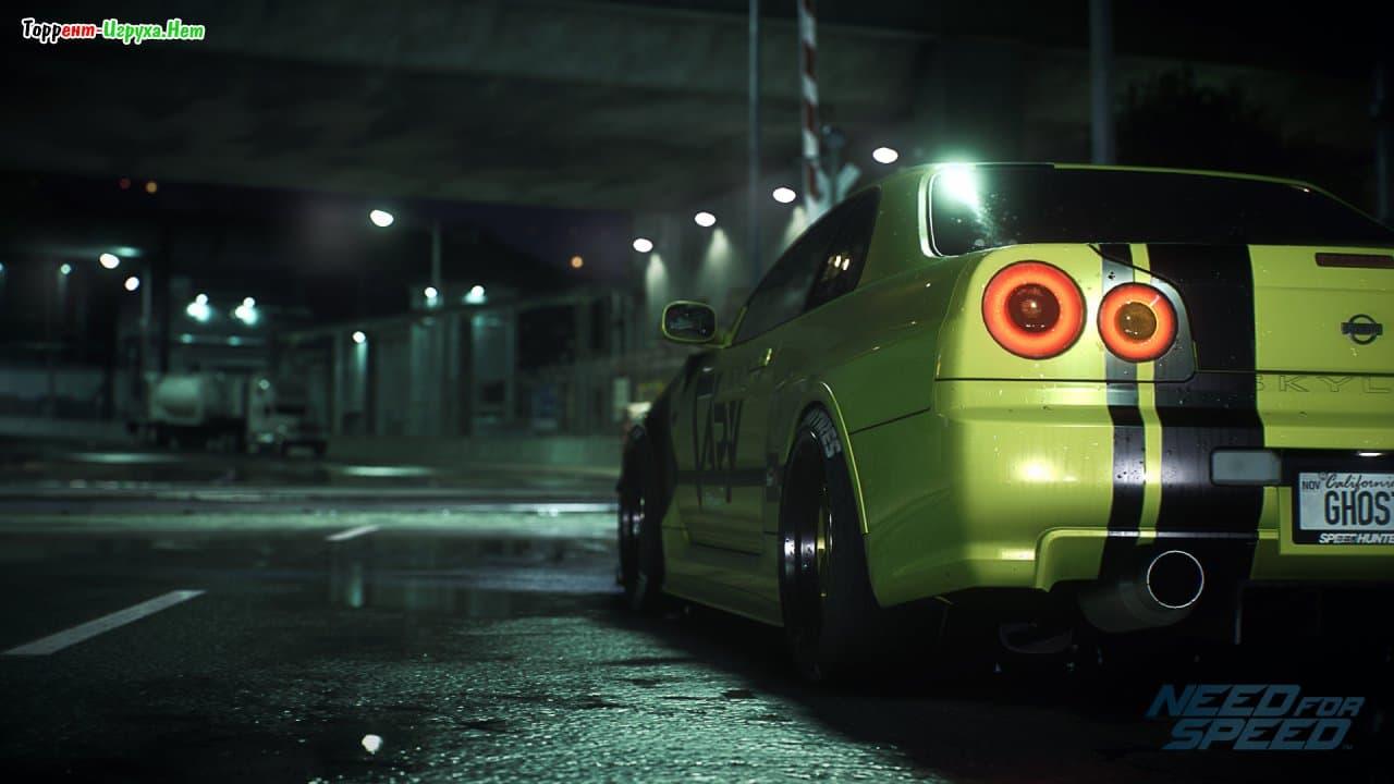 Скачать Need For Speed 2015 торрент бесплатно 2016