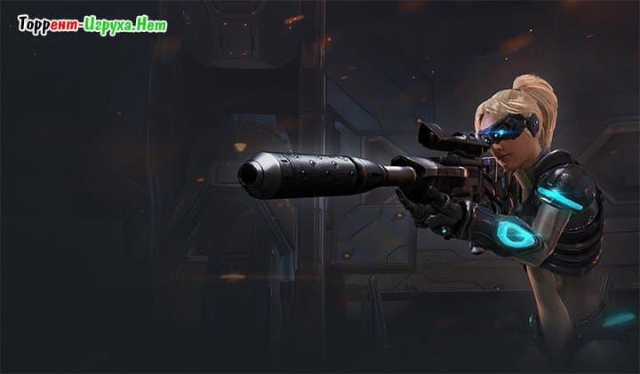 Starcraft 2 nova covert ops пиратка