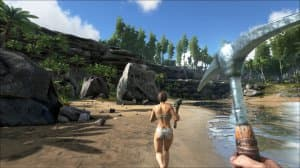 ARK Survival Evolved Crystal Isles