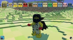 LEGO Worlds Classic Space
