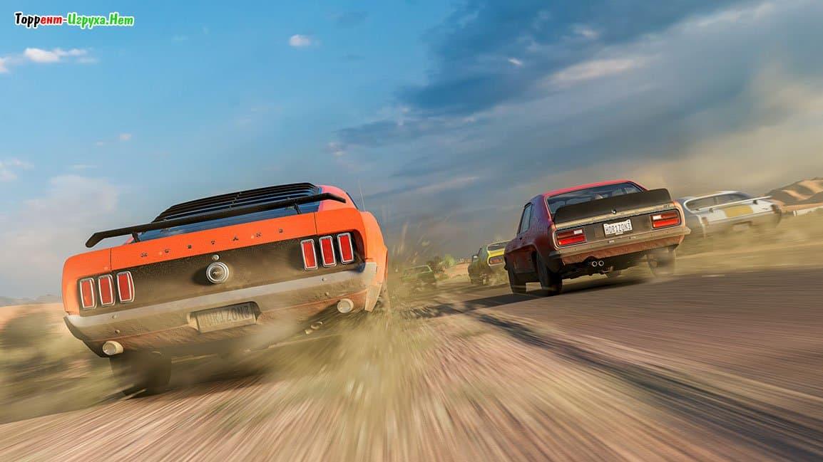 Скачать Forza Horizon 3 торрент бесплатно