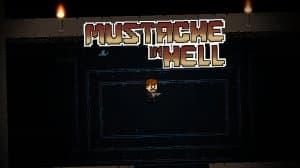 Mustache in Hell