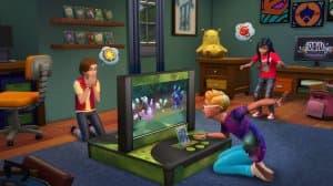Симс 4 Детская комната
