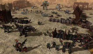 Warhammer 40,000 Sanctus Reach