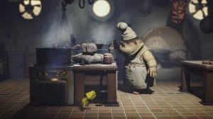 Little Nightmares Secrets of The Maw Chapter 1-2